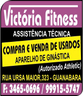 Banner Victória Fitness