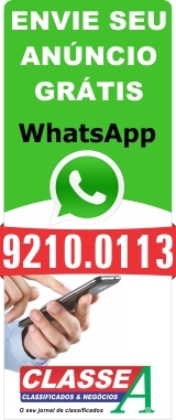 Banner WhatsApp Classe A lateral