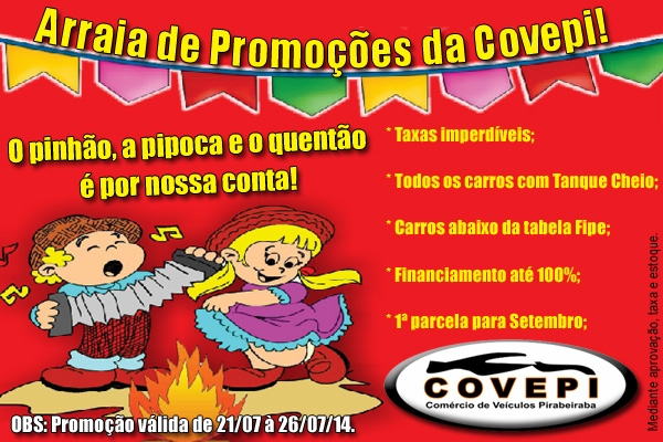 Banner Covepi Fly banner 21/07/2014