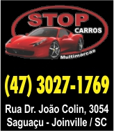 Banner Stop Carros
