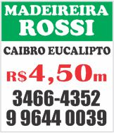 Banner Madeireira Rossi
