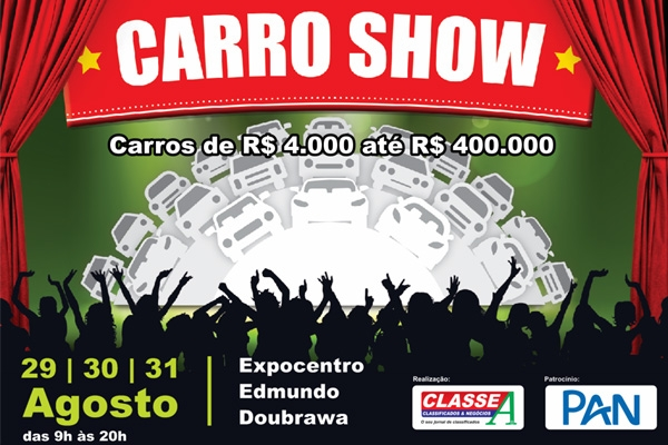 Banner Carro Show